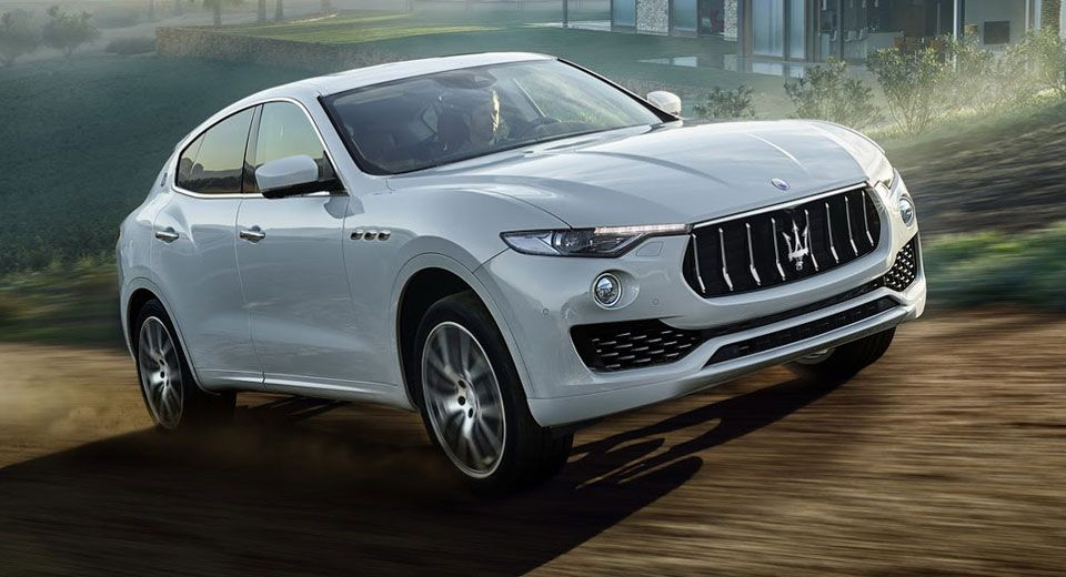 high performance maserati levante deemed a possibility maserati rh pinterest co uk