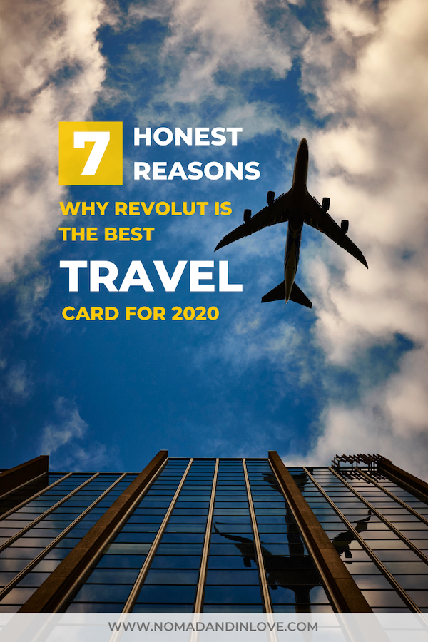 The only bank card you will need for travelling! Get the best exchange rates when you travel with no commissions, FREE cash withdrawals and carry more than 30+ currencies. Just some of the top reasons why this is the best back account for digital nomads.   #travel #bank #card #digital #nomads #banking #forex #budget #howto #best #bankaccount #mobile #revolut #debit #prepaidcard #travelhack #2020 #best #creditcards #cheap #budget