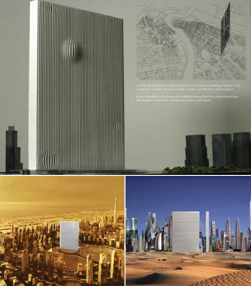Dubai Renaissance Was Designed By Architects Rem Koolhaas And