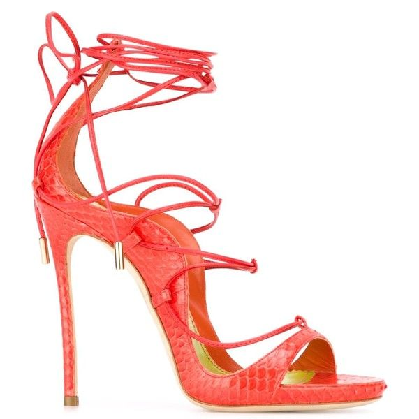 Largest Supplier Cheap Online Largest Supplier Cheap Price Dsquared2 Python Sandals Outlet Top Quality Sale Official Site usYrFea
