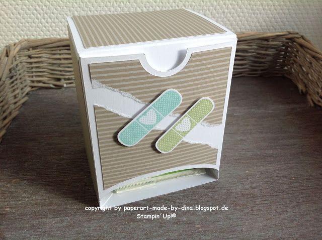Anleitung Rezeptbox und ein Krankenbesuch