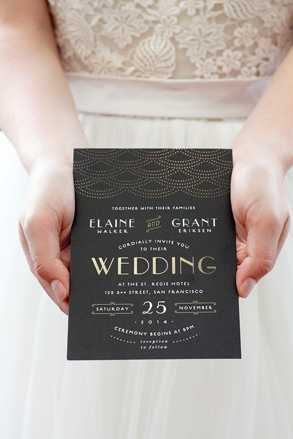 online wedding invitation template%0A Wedding Invitations and Save the Date Cards by Elli