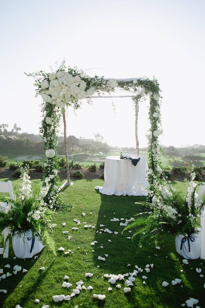 Featured Photographer Hazelnut Photography Wedding ceremony idea