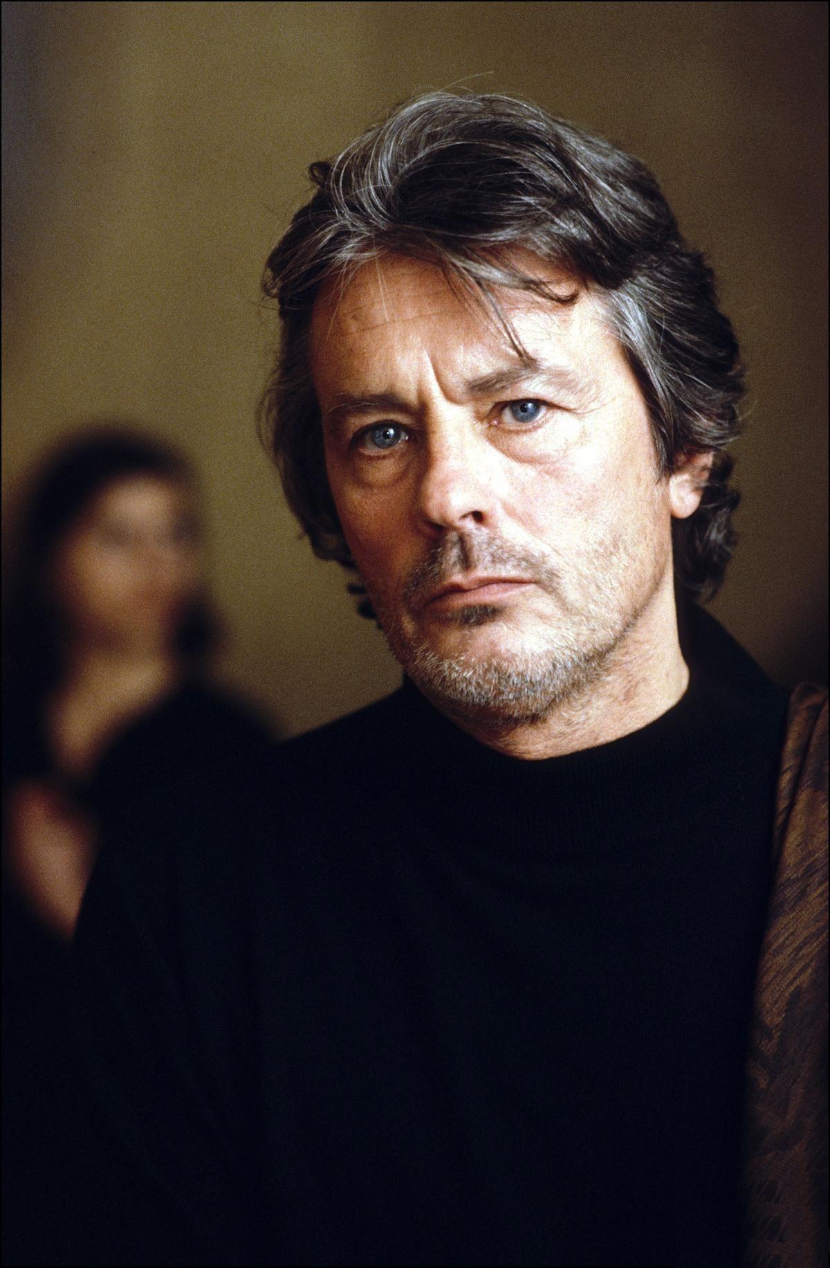 Alain Delon photo 361511 | Alain delon, Romy schneider ...