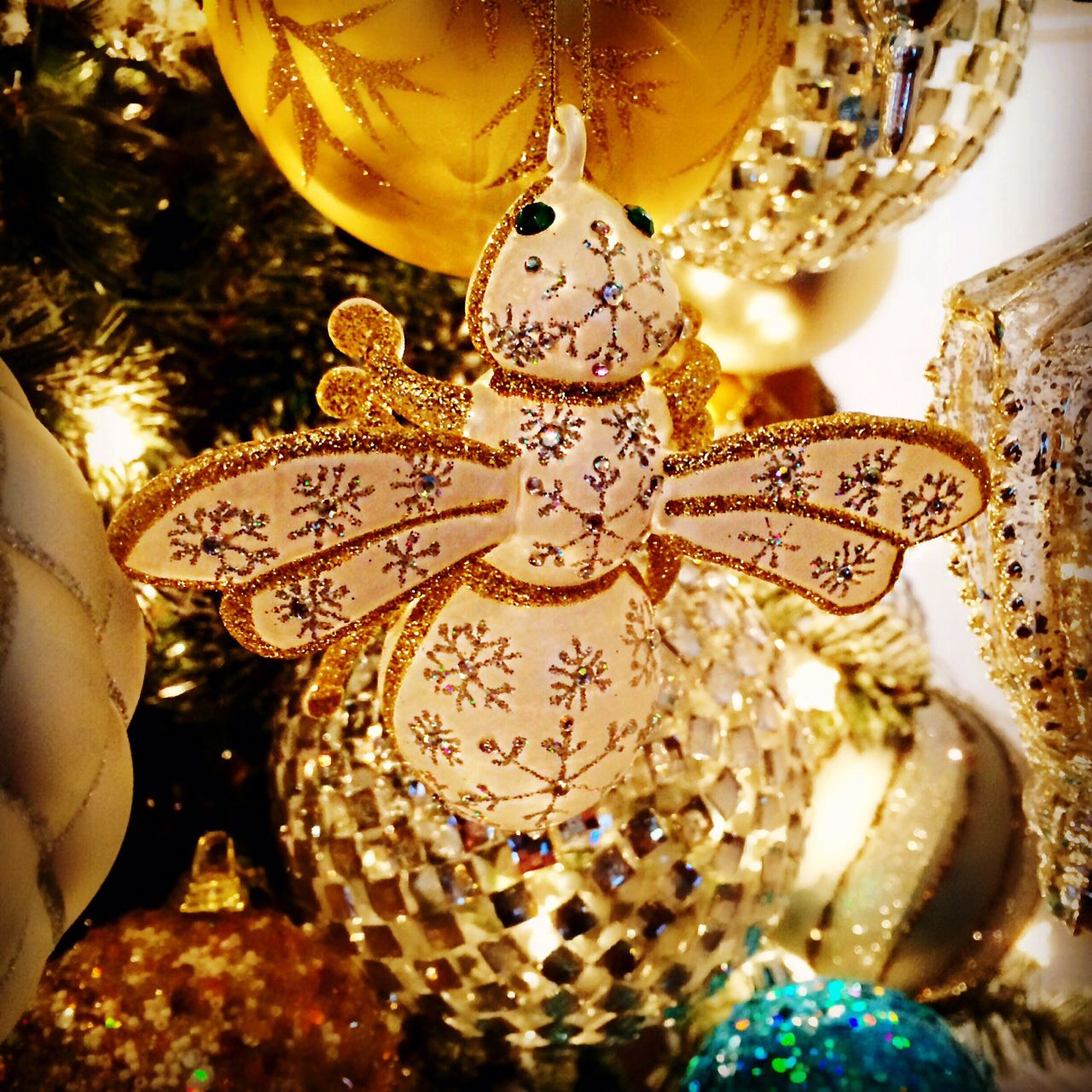 Joan Rivers Bee Ornaments Mean Even More To Me This Year