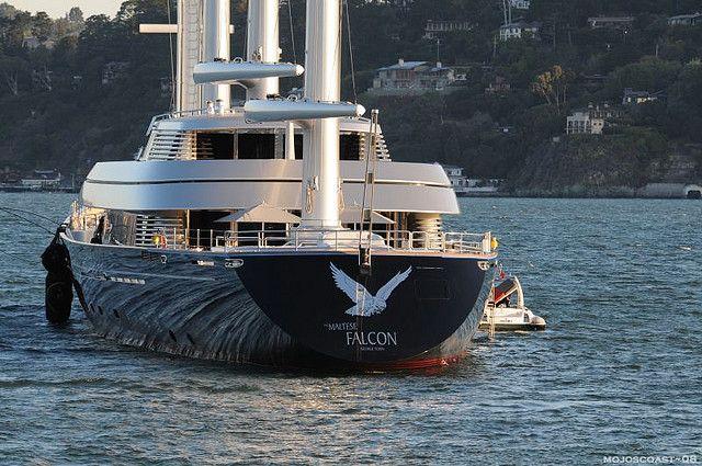 Maltese Falcon Maltese Falcon Yacht Sailing Yacht Yacht Boat