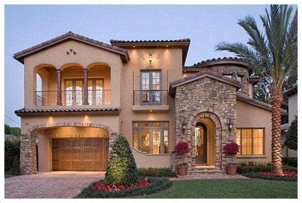 Conozcamos este hogar mexicano y su dise o vibrante y for Fachadas de casas estilo rustico moderno