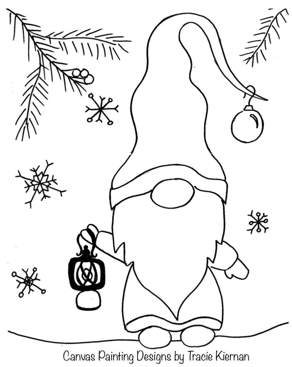 Photo of How To Paint A Winter Gnome