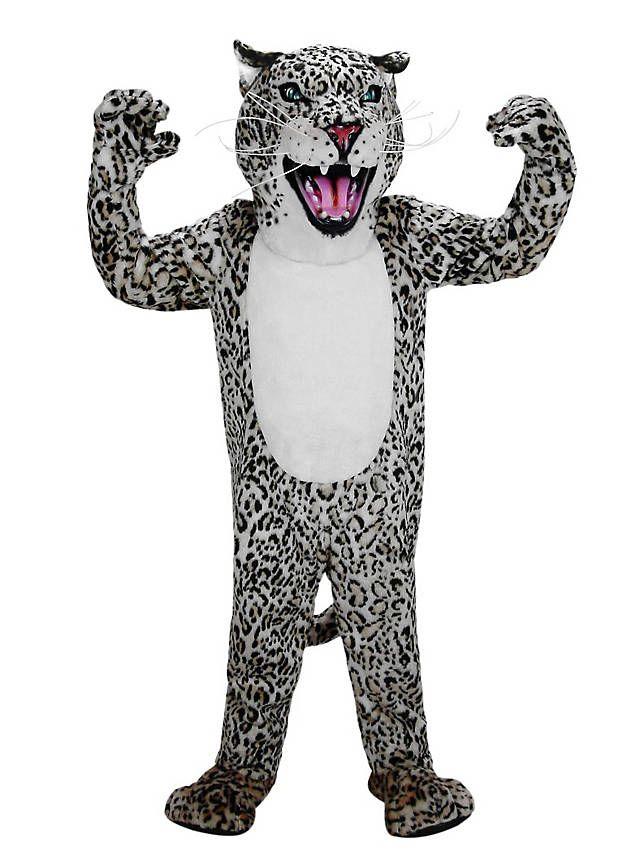 schneeleopard maskottchen karneval pinterest. Black Bedroom Furniture Sets. Home Design Ideas