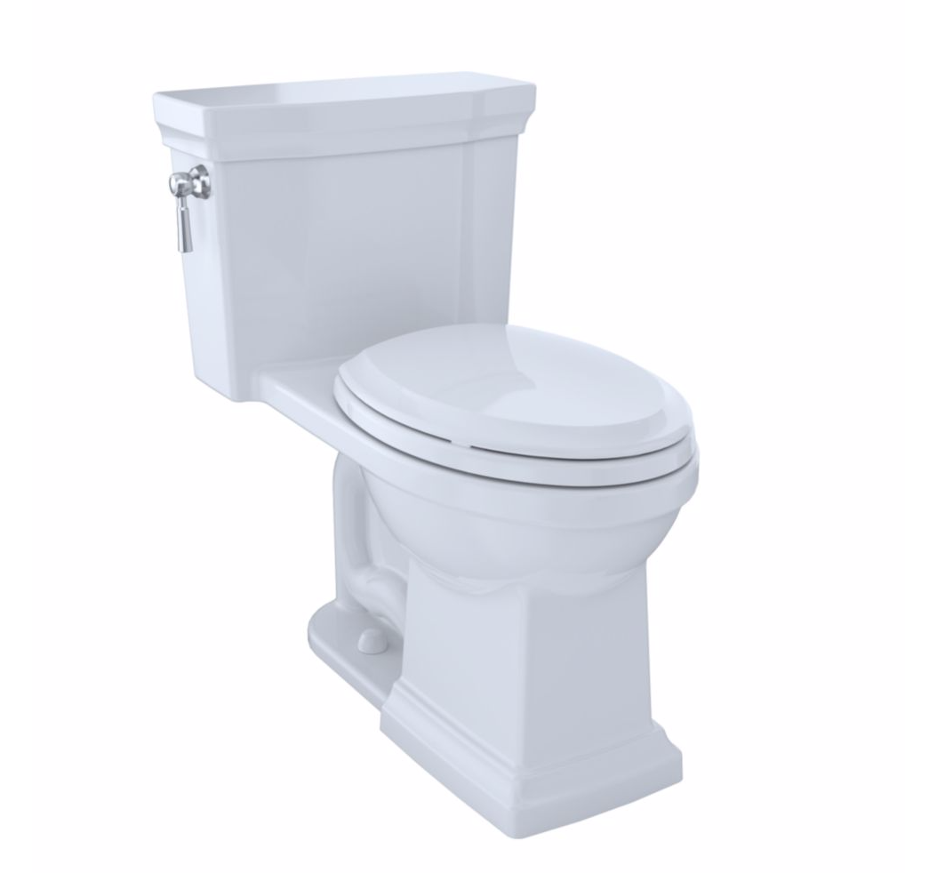K&B Galleries TOTO Promenade II - 1G One-Piece Toilet - 1.0 GPF ...