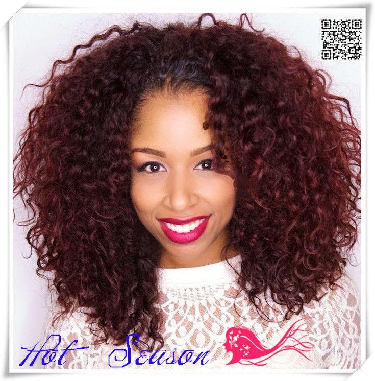 African American Natural Hair Burgundy Google Search Natural