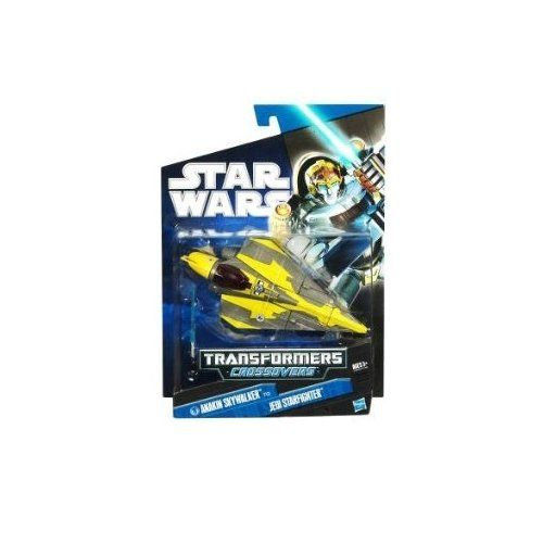 Star Wars Transformers Crossovers  Anakin Skywalker to Jedi Starfighter ** Continue to the product at the image link.Note:It is affiliate link to Amazon.