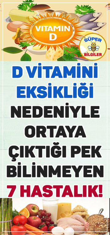 D Vitamini Eksikligi Nedeniyle Ortaya Ciktigi Pek Bilinmeyen 7 Hastalik D Vitamini Eksikligi Ciddi Bir Saglikli Yasam Tarzi Saglikli Icecekler Saglikli Yasam