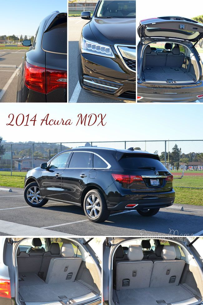 2014 Acura Mdx Review Luxury Crossover For Tech Savvy Families Cars Acura Mdx Suv Cars Crossover Suv