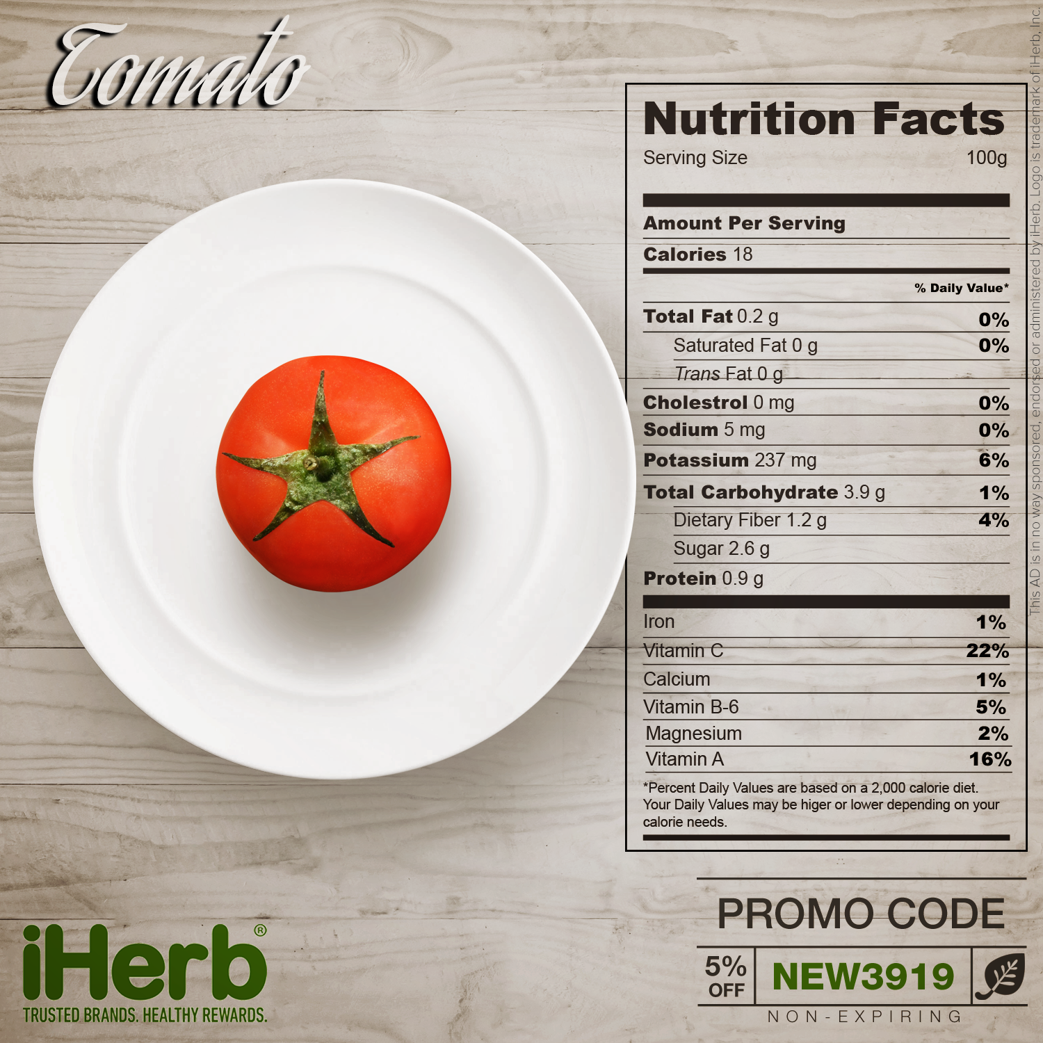 Nutrition News: Cherry Tomatoes Nutrition Facts 100g