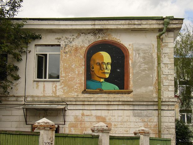 #9. Interesni Kazki - The 50 Greatest Street Artists Right Now | Complex UK