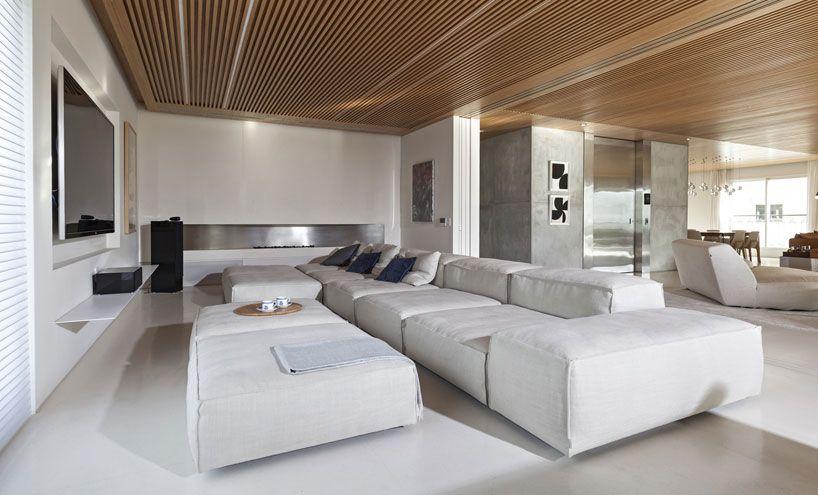 coletivo arquitetos apartment remodel designboom