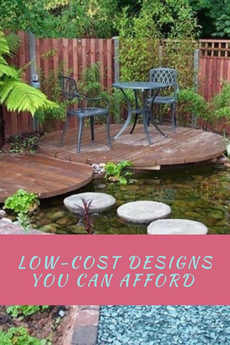 Greatest outdoor pond landscape ideas for the perfect touch ponds
