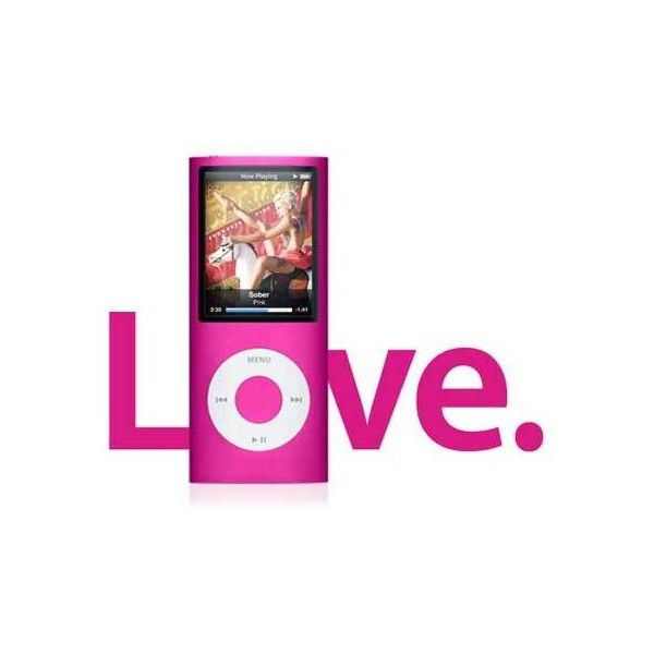ipod valentine ❤ liked on Polyvore featuring text and filler