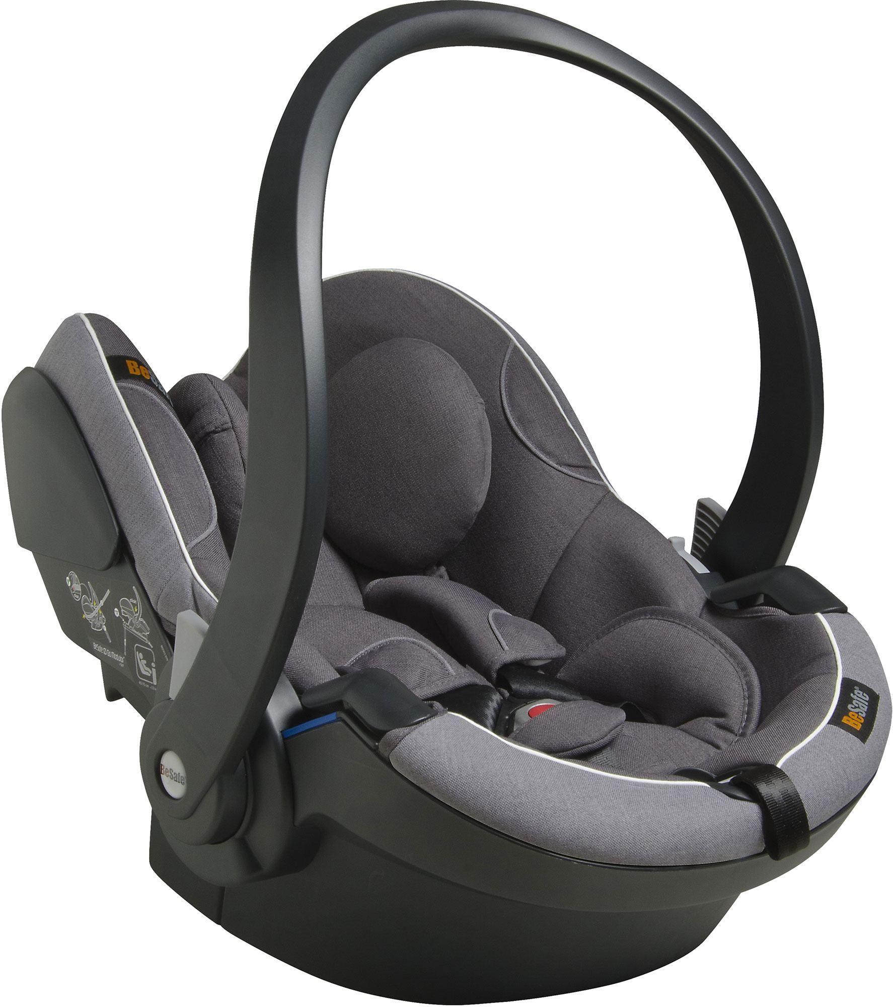 Besafe Izi Go Modular I Size Car Seat Metallic Melange In 2020 Car Seats Baby Car Seats Cool Things To Buy