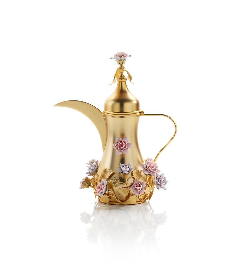 Close Your Eyes And Think Of Aladdin S Lamp Making All Your Wishes Come True It Would Probably Closely Marble Wallpaper Phone Aladdin Lamp Porcelain Flowers