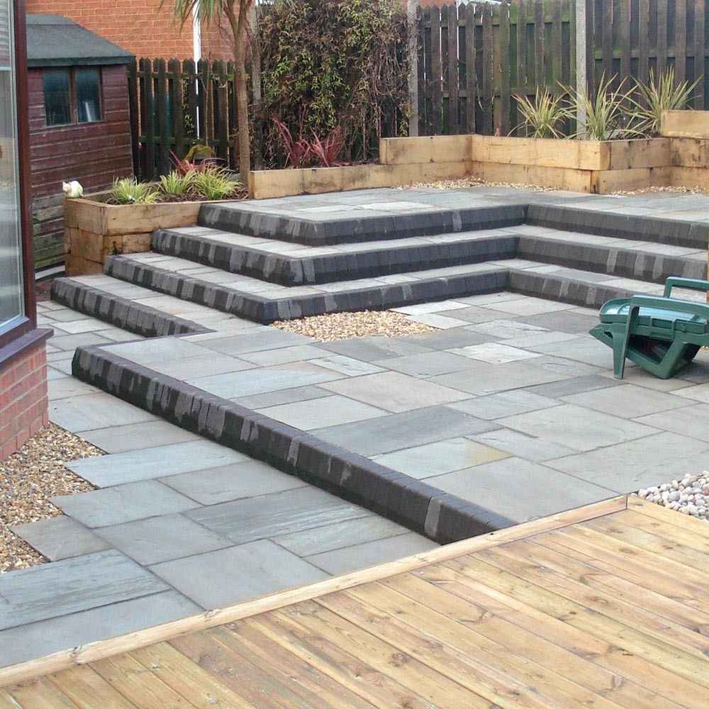 Amazing Natural Paving   Classicstone   Promenade   Project Packs