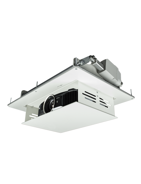 Projector Lift SMALL Ceiling Recessed Lift Projector