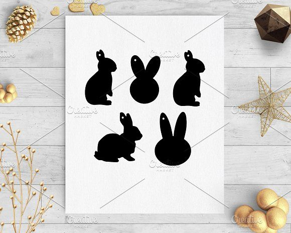 Bunny easter gift tags svg dxf by palmettosvg on creativemarket bunny easter gift tags svg dxf by palmettosvg on creativemarket negle Gallery
