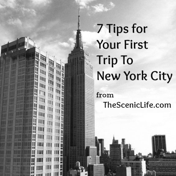 seven tips for your first trip to new york- good things to know for when i go to NYC with the business scholars. ( :