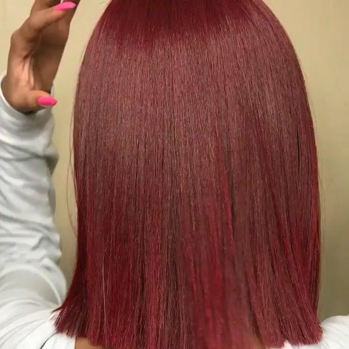 Photo of Prepara tu cabello para la temporada❤️❤️No solo coloreo pelucas