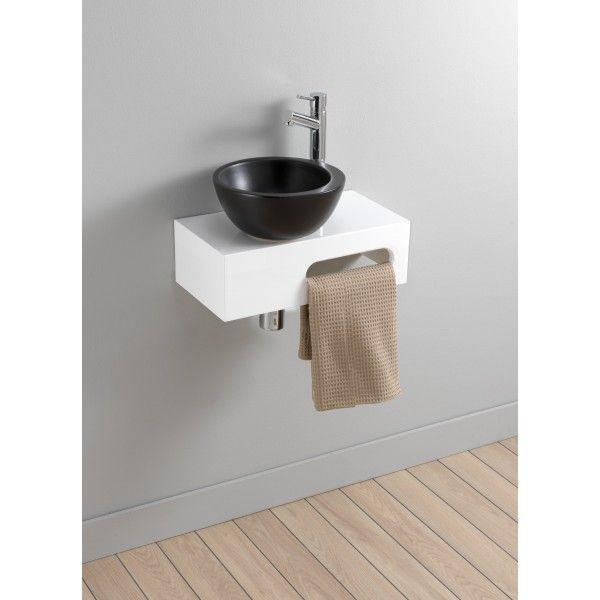 kit-lave-mains-complet - L40 P23 H24,5 - blanc - planetebain.com ...