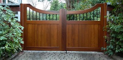 Hardwood Gates Wooden Gates Bespoke Gates Ormskirk