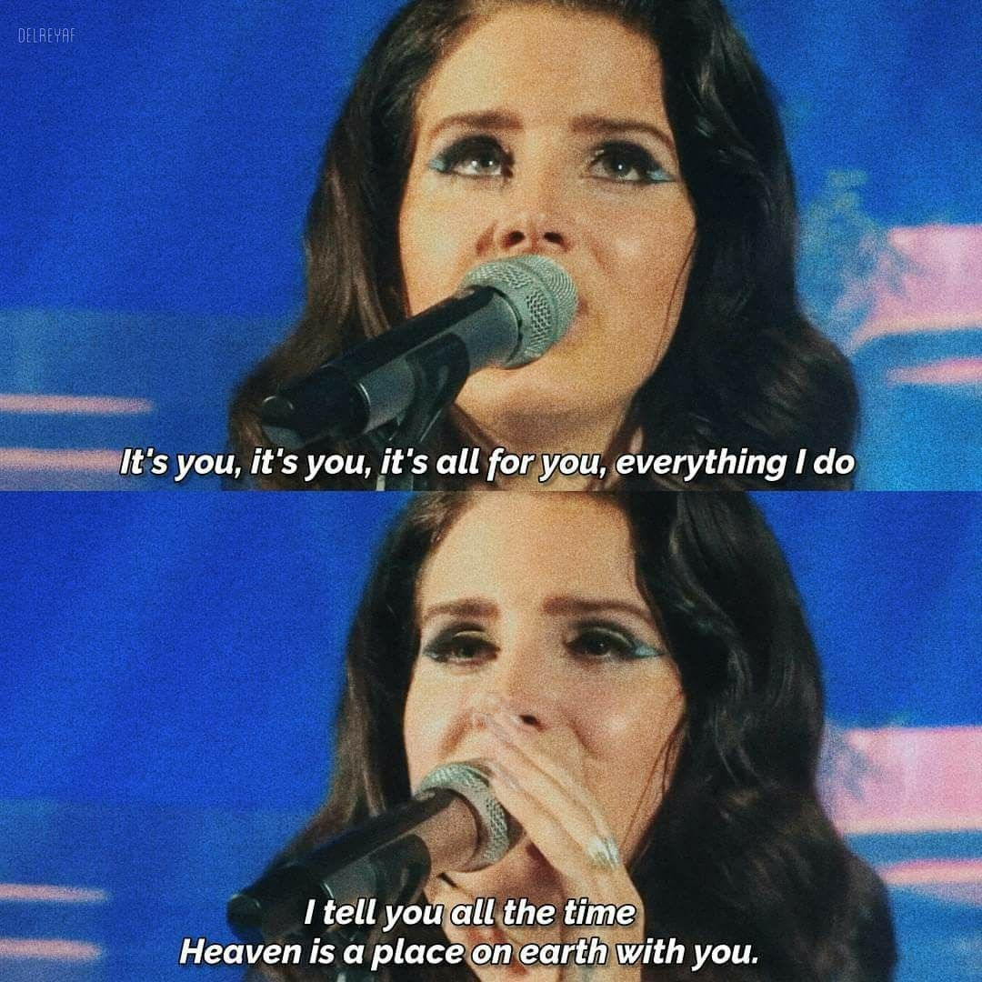 Video Games A Lot Of Meaning Behind This Song Lana Del