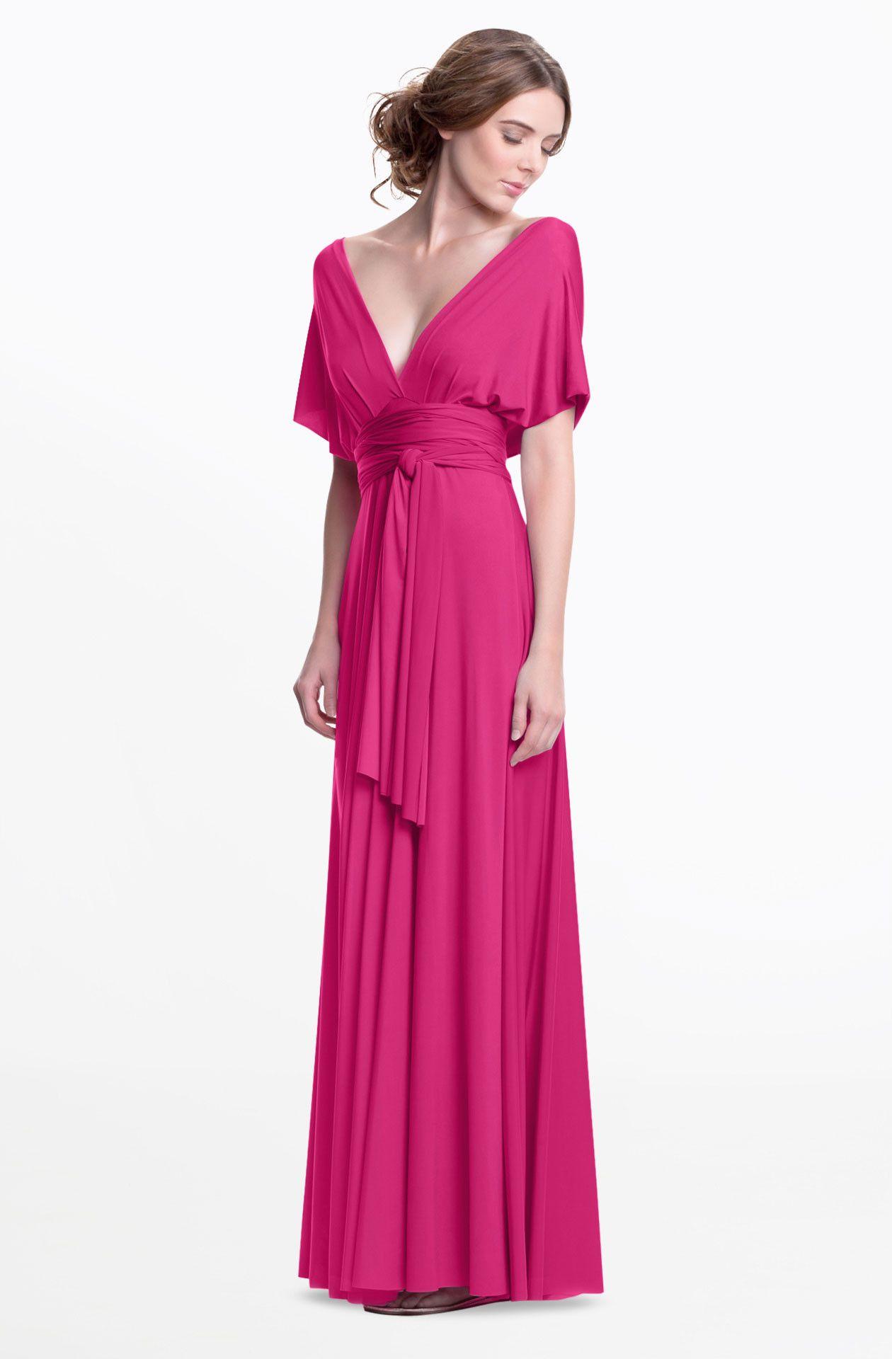 Sakura Maxi Convertible Dress - Made to Order | Pinterest | Vestidos ...