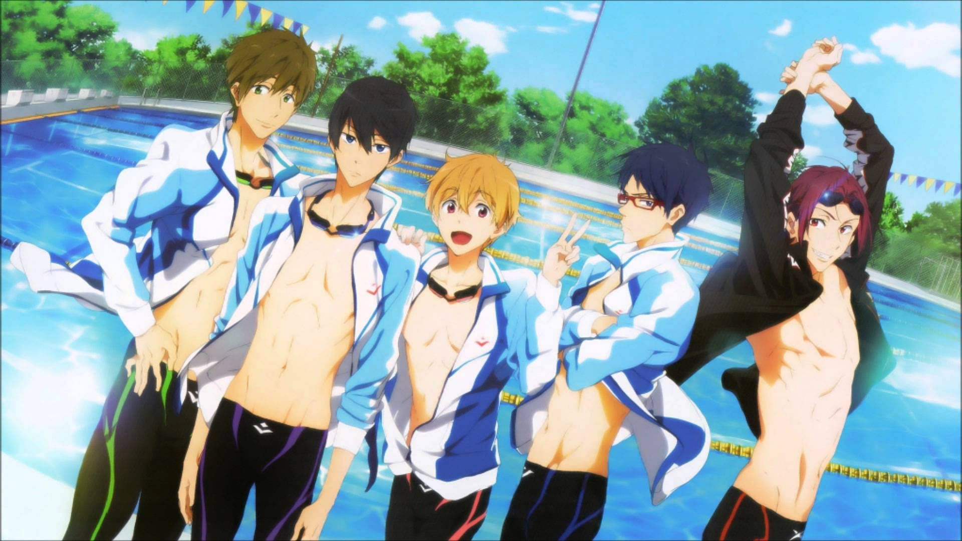 Free! Eternal Summer All the Anime