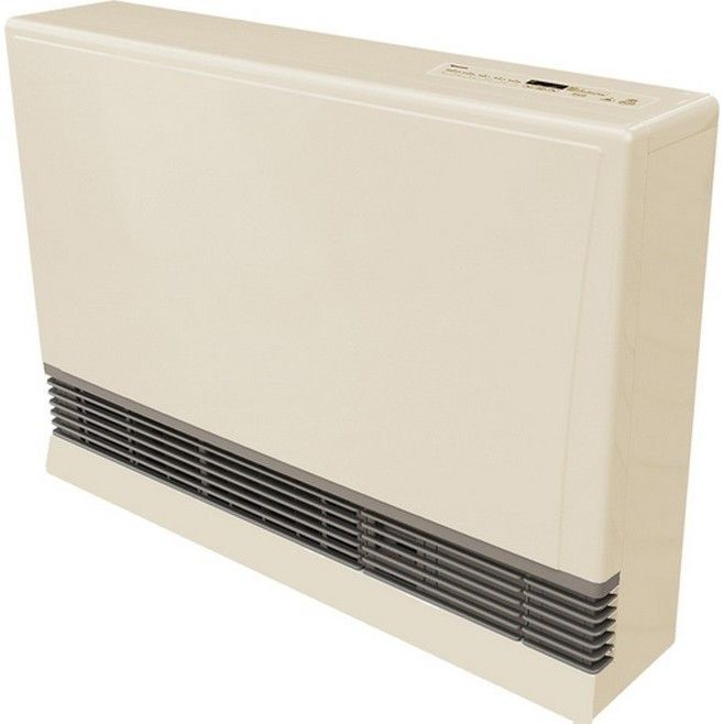 Rinnai R Series Direct Vent Wall Furnace R Series Direct Vent Beige (Beige)