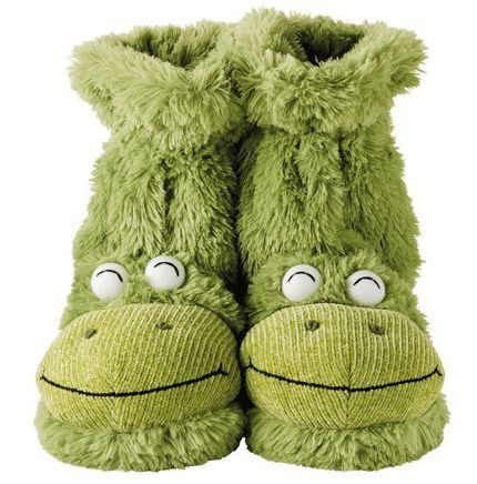 b2ed37f3dd3 Fuzzy Animal Slippers for Adults