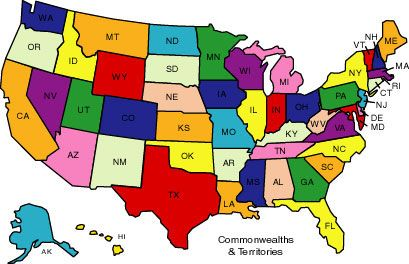 Ben's Guide : Facts about your state | Social Studies | Pinterest ...