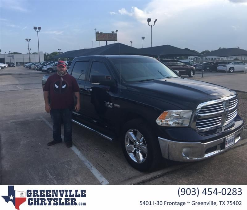 Captivating Congratulations Christopher On Your #Ram #1500 From Kellen Carroll At Greenville  Chrysler Jeep Dodge