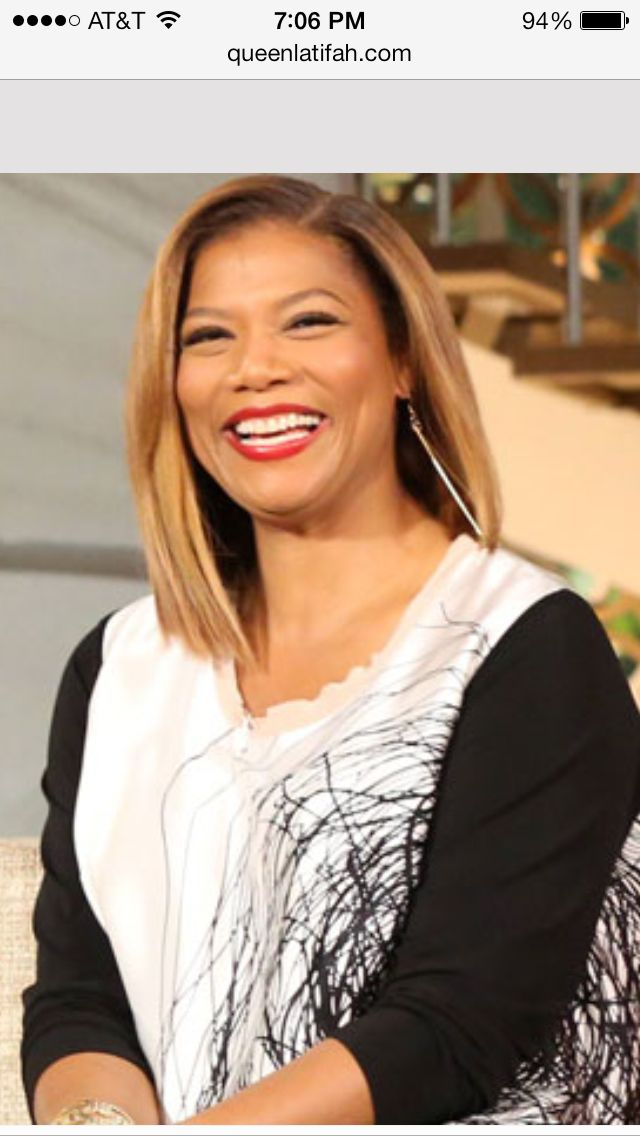 Queen Latifah Hair Inspiration In 2018 Pinterest Queen Latifah
