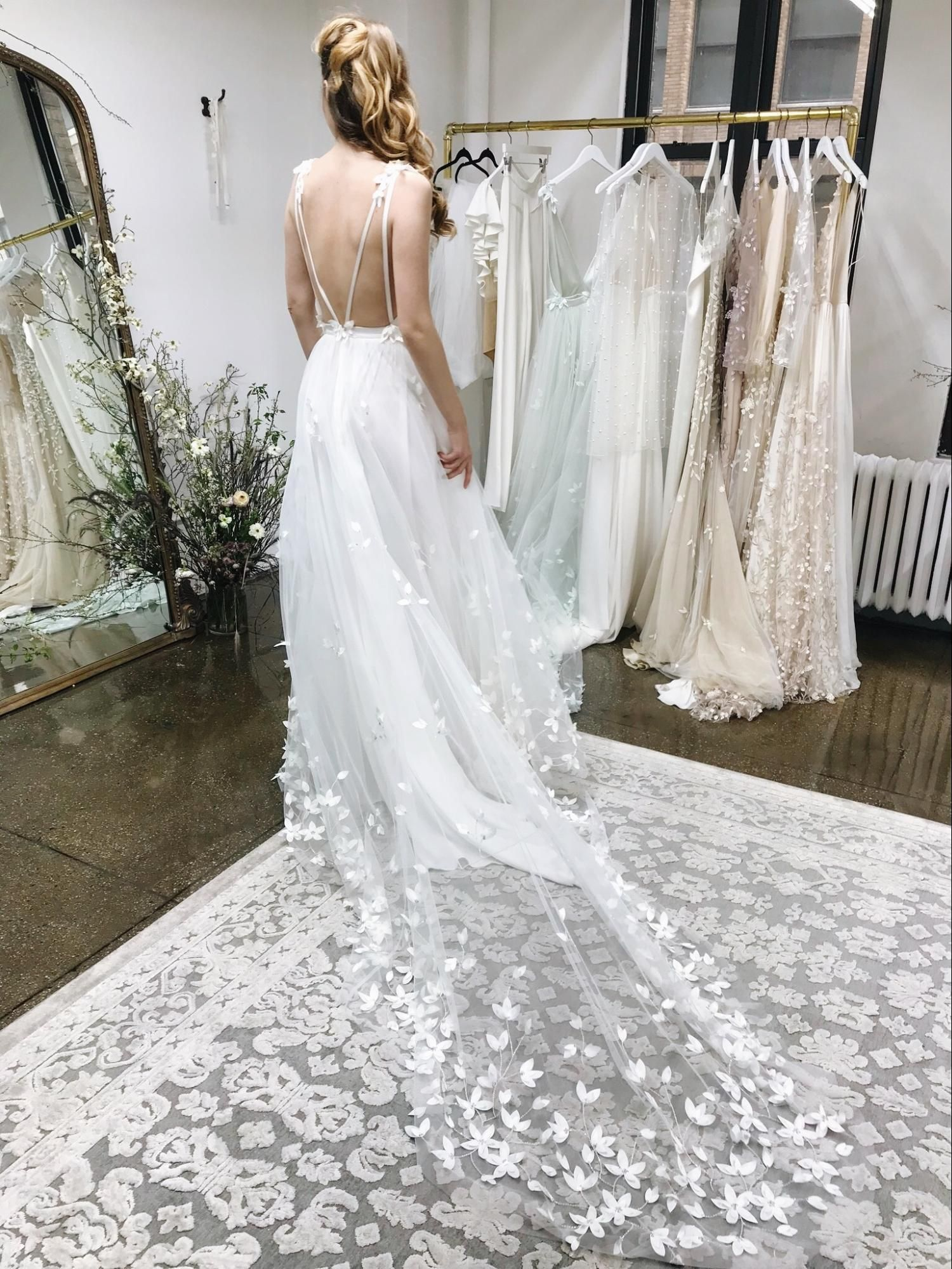 3e16b9b985ccc Alexandra Grecco | Wild Honey Collection | Our Lennon Gown is made for the  bride craving drama in a new, modern way. Lennon is far from your typical '  ...