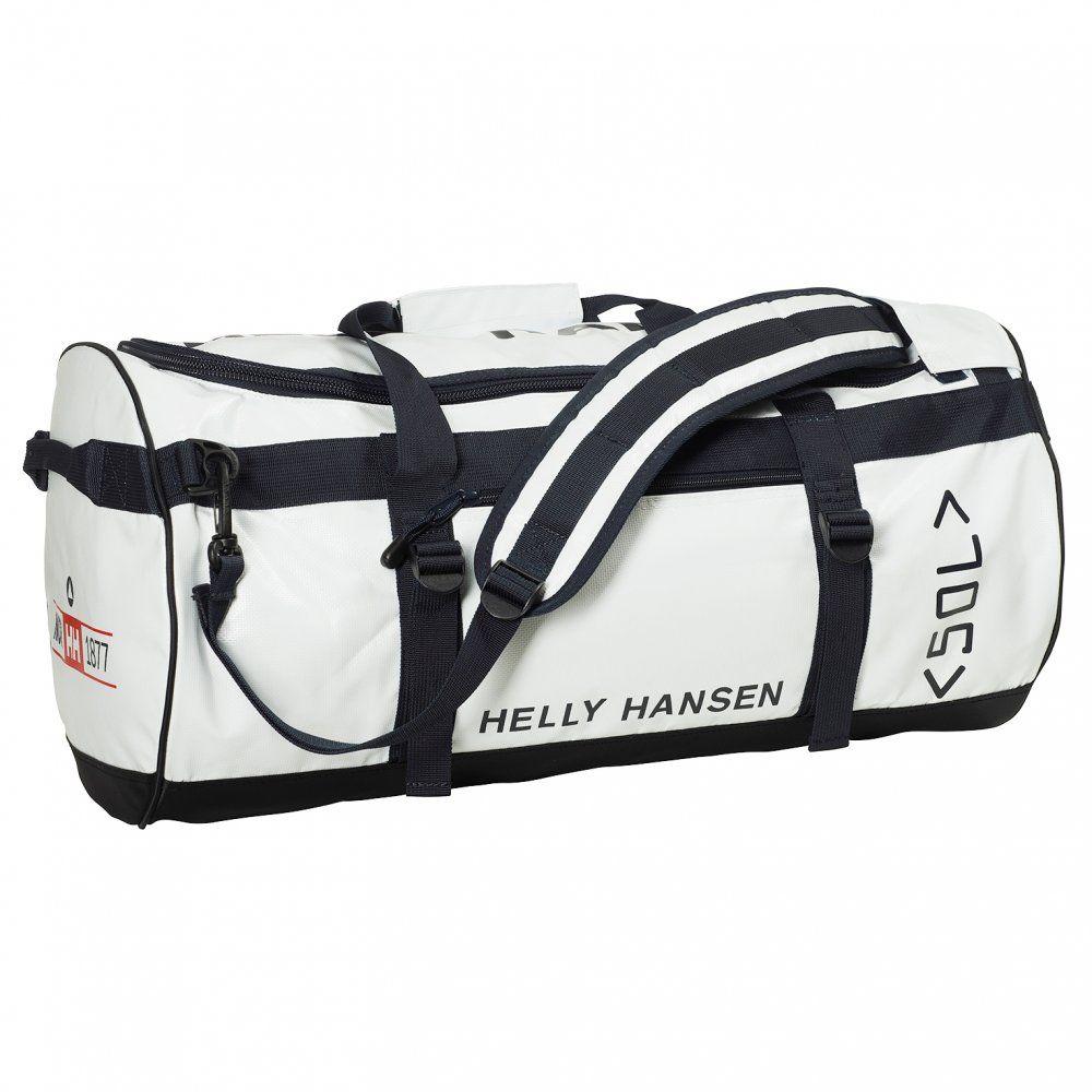 8b27e39fc0 Helly Hansen HH Duffel Bag 50L | Sailing Luggage Yacht Fashion, Gym Bags,  Sports