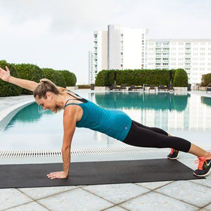 10-Minute Arms and Abs Workout