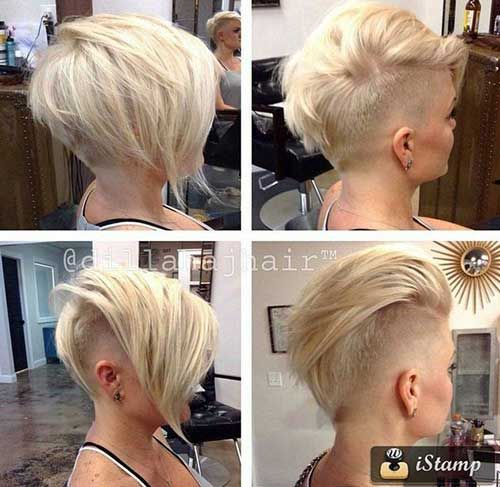 Pixie Haircut With Shaved Sides Hairstyles In 2019 Short Hair