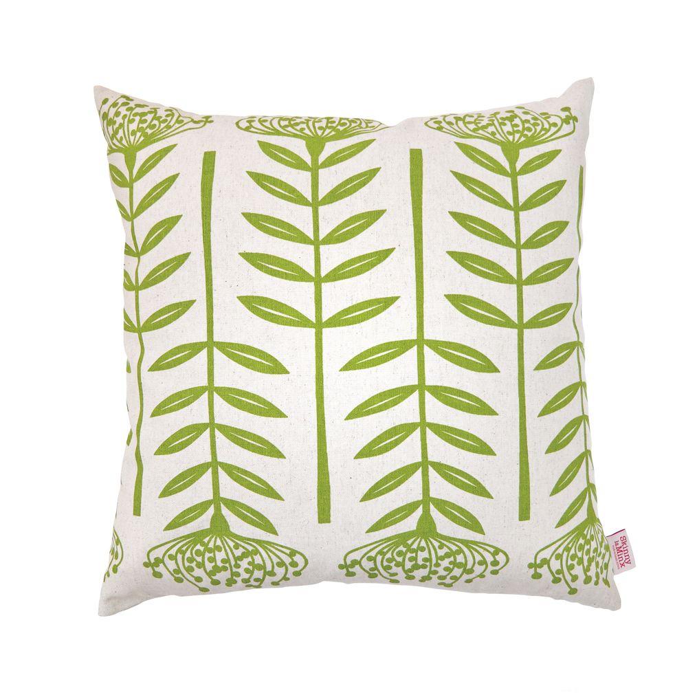 Pillow Cover Tall Protea Cocoa