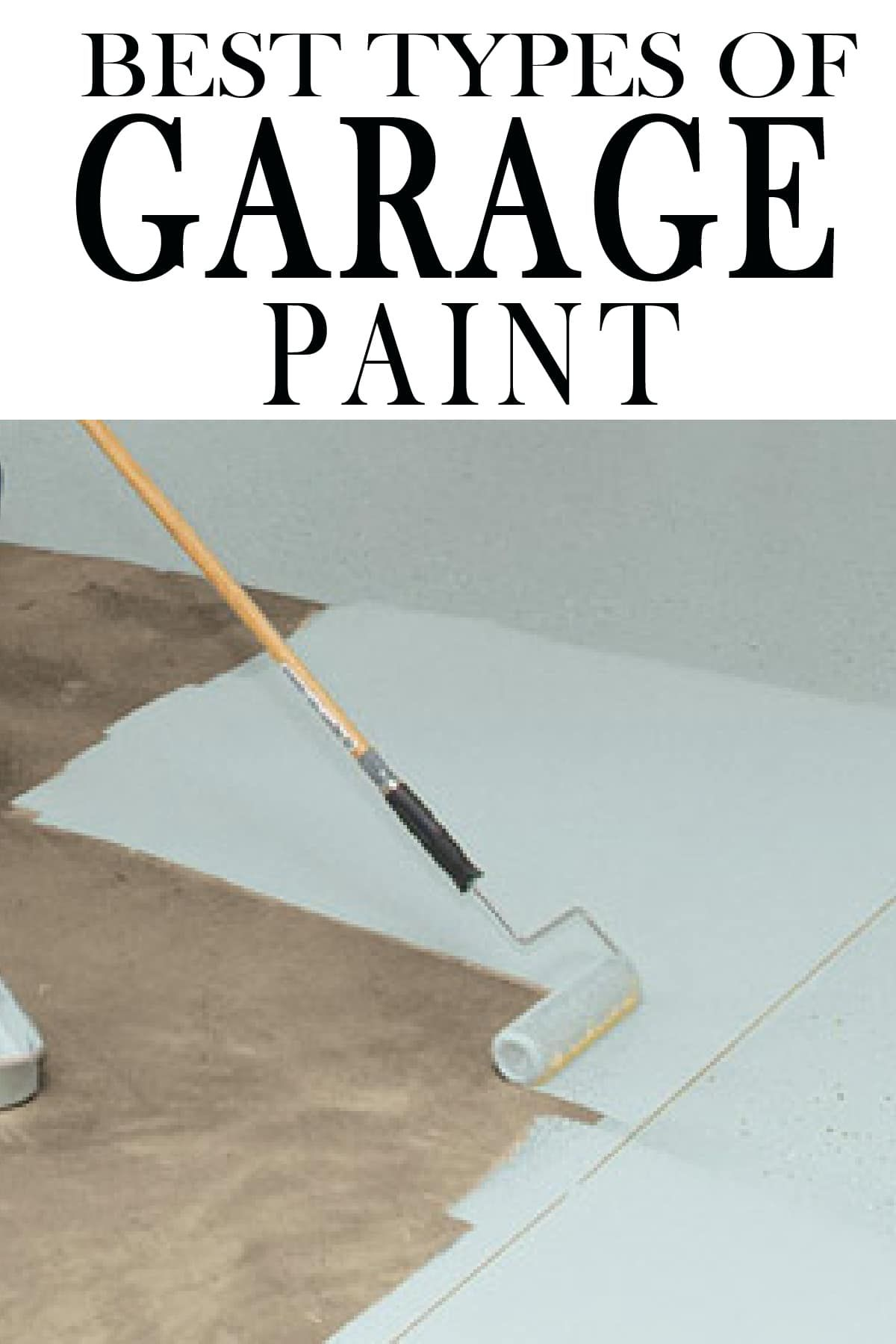 Garage Floor Paint Will Make A World Of Difference To Your Learn The 4