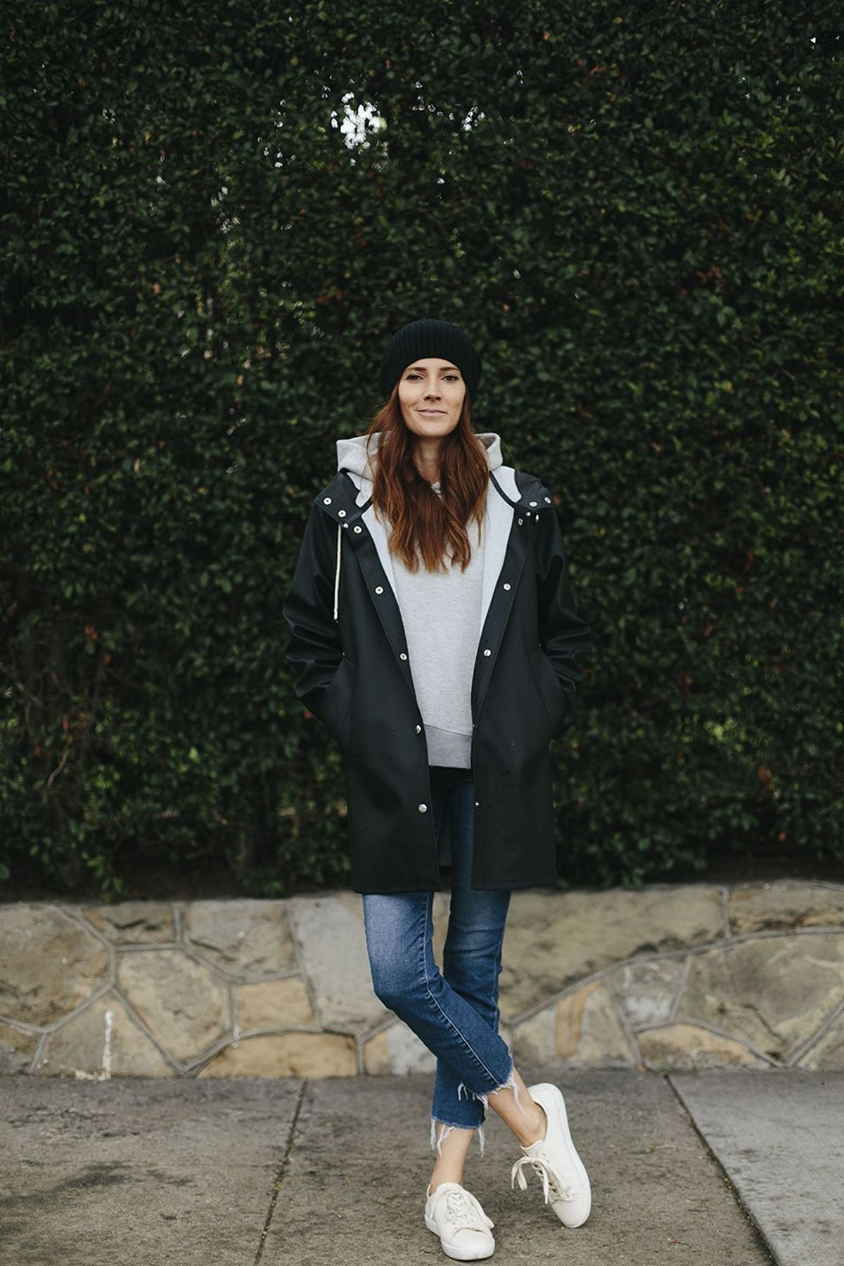 30 Rainy Day Cold Weather Outfit • DressFitMe  Cold day outfits