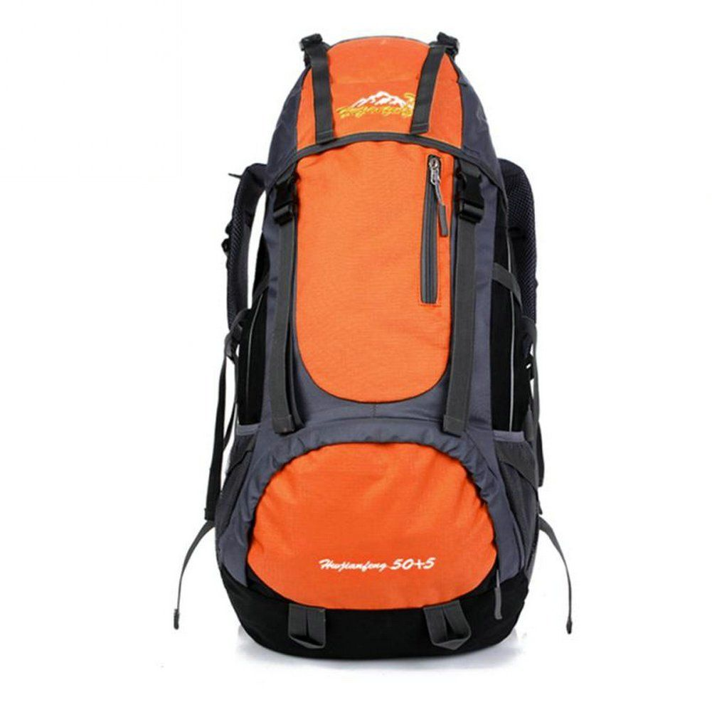 Holidayli 55L Lightweight Hiking Backpack Waterproof Outdoor Sport ...