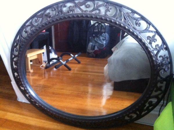 Antique Looking Mirror 30 Craigslist Malden Anchor