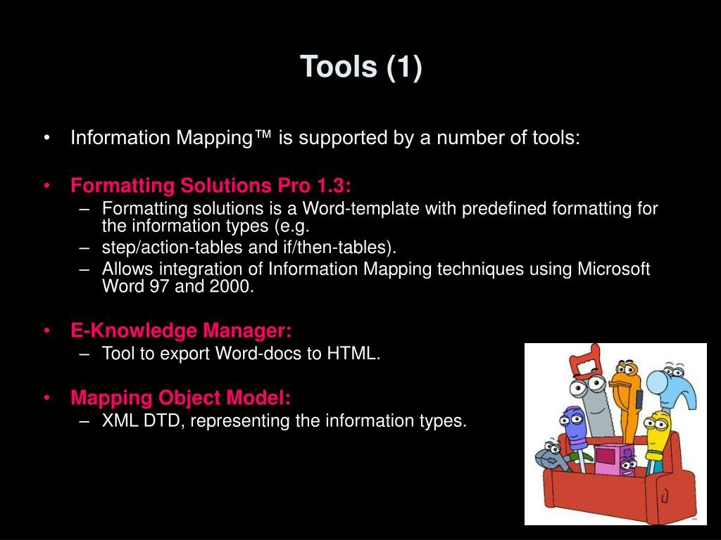 Ppt Information Mapping Powerpoint Presentation Free Within Information Mapping Word Template Best Word Template Powerpoint Presentation Business Template
